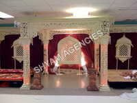 Theme Wedding Mandap