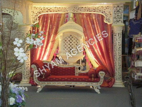 Indian Theme Wedding Mandap