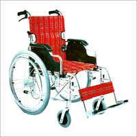 Aluminum Folding Wheel Chair