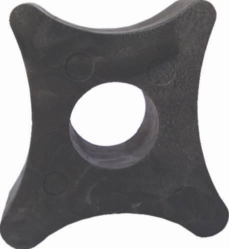 PVC Cover Block For R.C.C. Footing