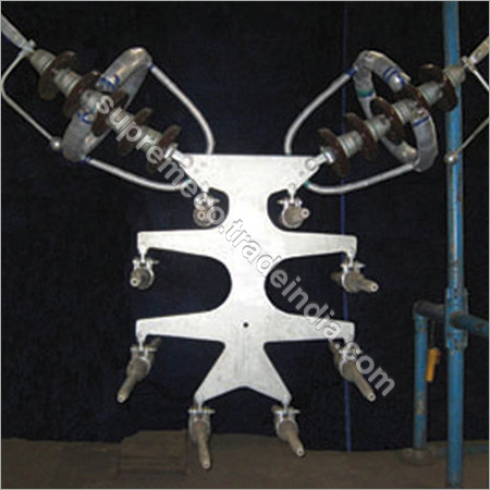 'V' AC Suspension String