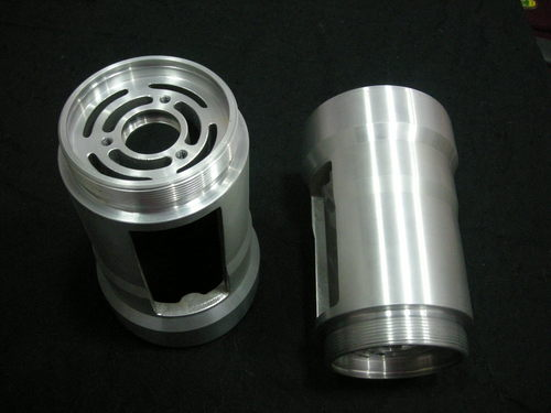 CNC Machinery Components