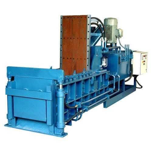 Hydraulic Scrap Bailing Press