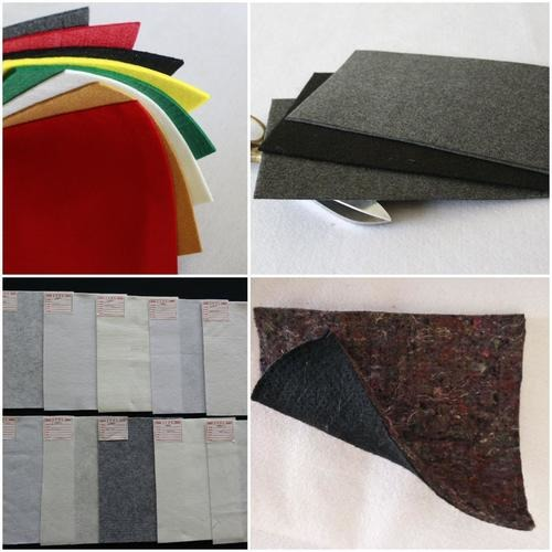 Needle Punch Nonwoven Felt