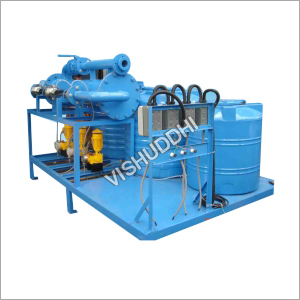 Online Wastewater Mixing System