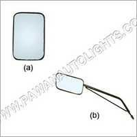 Side Mirror For Three Wheelers