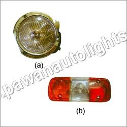 New Range of Mahindra Alfa Light Assemblies