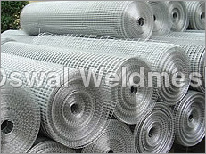 Welded Wire Mesh Roller