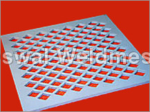 Diamond Hole Perforated Sheet