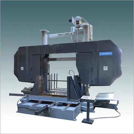 Double Column Automatic Bandsaw Machine