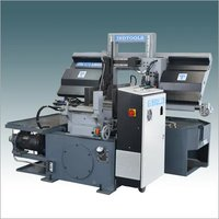 Automatic Metal Cutting Bandsaw Machine