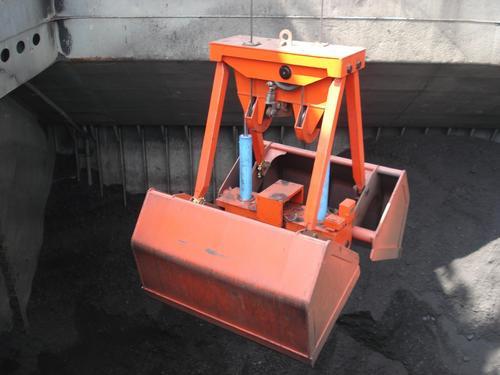 Hydraulic Cylinders for Radio Remote Control Grab