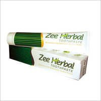 Zee Herbal Toothpaste