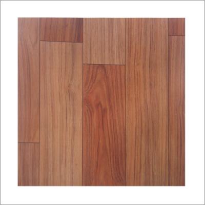 Polyvinyl chloride flooring