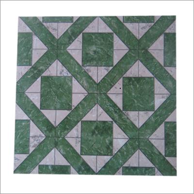 Embossed flooring