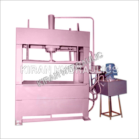 hydraulic paper dona Press Machine
