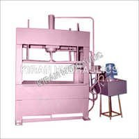 Hydraulic Paper Press Machine