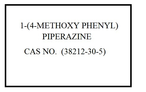 1 4 Methoxy Phenyl Piperazine