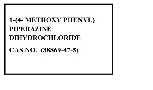 1 4 Methoxy Phenyl Piperazine Dihydrochloride