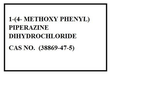 1 4 Methoxy Phenyl Piperazine Dihydrochloride