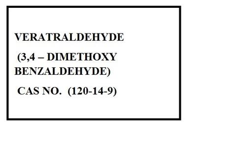 Veratraldehyde 3 4 Dimethoxybenzaldehyde