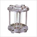 Tube Glass Flanged Valves
