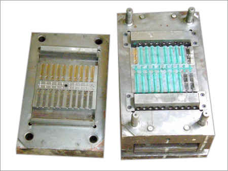 Syringe Plunger Mould