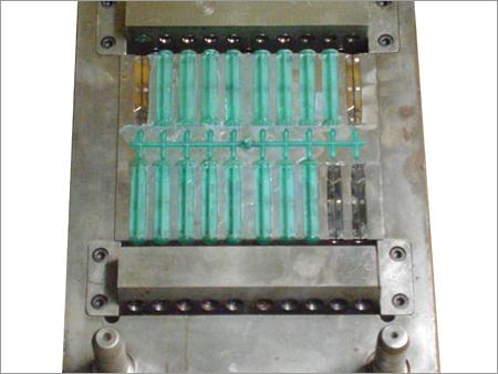 Industrial Syringe Plunger Mould