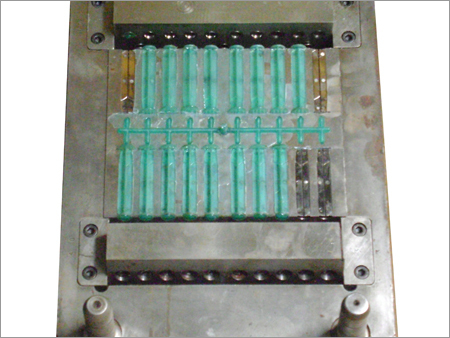 Industrial Syringe Plunger Mould