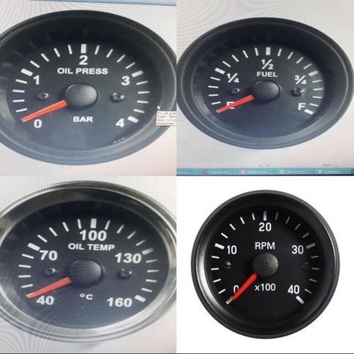Stepper Motor Based Meter