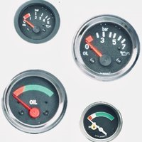 Industrial Oil Pressure Gauge