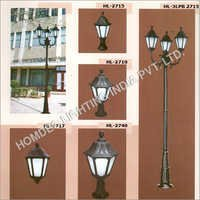 Outdoor Pole Lighting