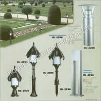 Decorative Bollard lights