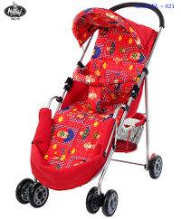 2 Position Lightweight Premier Pram Stroller