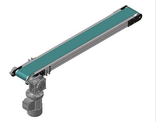 Horizontal Type Flat Belt Conveyor