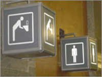 Pictocube Sign Boards