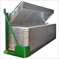 Aluminium Leaf Truck Tray