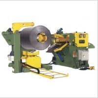 3 In 1 NC Servo Straightener Feeder