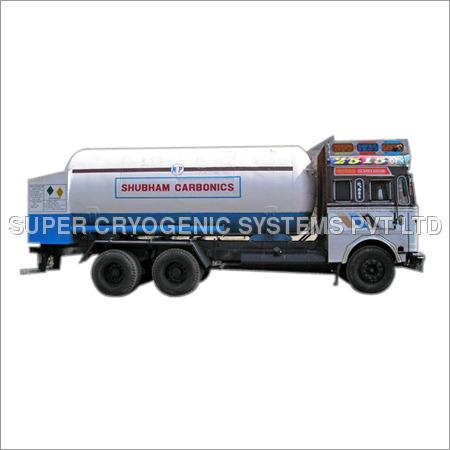 Vacuum Insulated Cryogenic Transportation Tanks