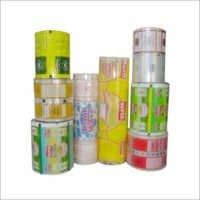 Packaging Films in Rolls