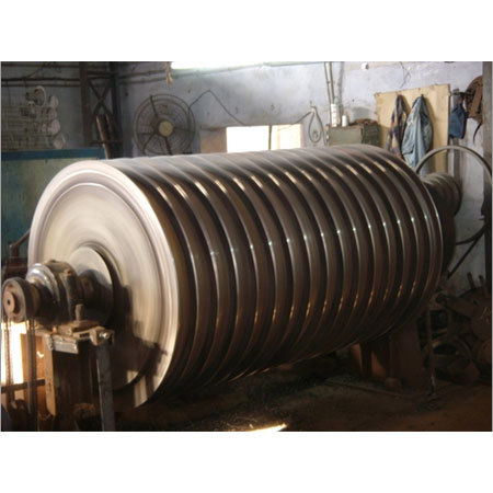 Cooling Drum for Textile Industry
