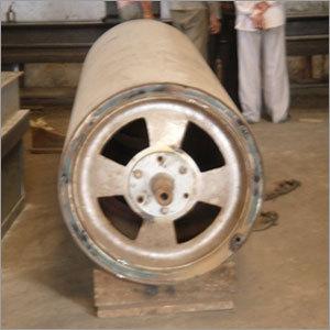 Dryer Cylinder For Cooling