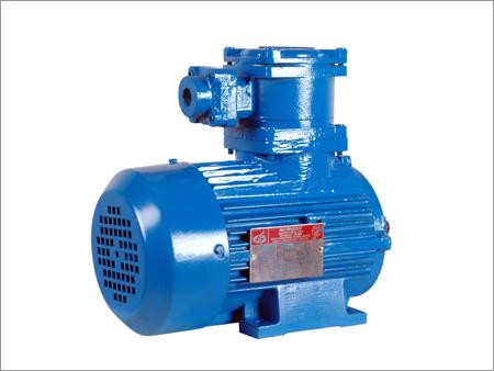 Industrial FLP Motor