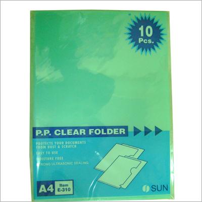 PP Folders