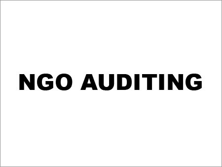 NGO Auditing