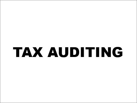 Tax Auditing