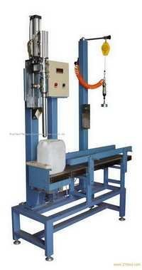 Resin Filling Machine