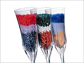 Plastic Mixed Granules
