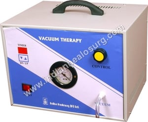 Vaccum Therapy