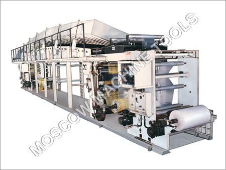 Solvent Based Coating Machine